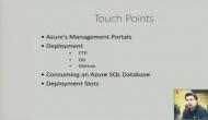 Online Training  session on Microsoft Azure 4/6/2016