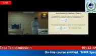 Online Course on NMR Spectroscopy 4/22/2016