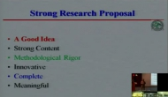 VEPP Online Workshop on Research Project Writing