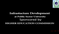 HEC Infrastructure development for  Sindh Universities
