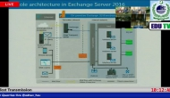 Online Session on Microsoft Exchange