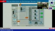 Online Session on Microsoft Exchange