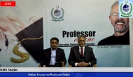 Online Session on Professor Online episode 16