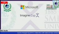 Session on Imagine Cup 2019 part 1 regional final south Karachi