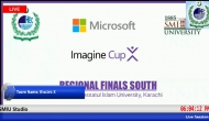 Imagine Cup 2019 regional final South Day 2 part 7
