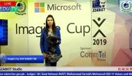 Imagine Cup 2019 regional final ISB Day 1 part 6