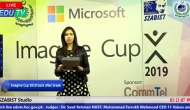 Imagine Cup 2019 regional final ISB Day 2 part 4