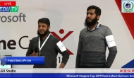 Imagine Cup 2019 regional final LGU Lahore Day 1 part 3