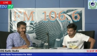 Live Radio Transmission from University of Gujrat