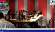 Live Radio Transmission from LGU