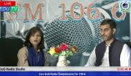UoG Radio transmission 19th Sept 2019