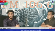 Live UoG Radio Transmission 23rd Sept 2019
