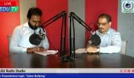 Live LGU Radio transmission topic Cyber Bullying