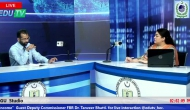 Live Program on TAX Hamra Qoume Fareeza 10th October 2019
