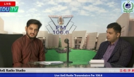 Live LGU Radio Transmission 5th October 2019