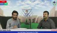 UoG Live Radio Transmission 6th Nov, 2019