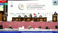 3rd Annual Conference on CPEC Consortium 2019 part 1