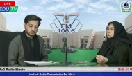 Live UoG Radio Transmission 3rd November 2019
