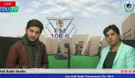 Live UoG Radio Transmission 17th November 2019