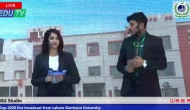 Imagine Cup 2020 from Lahore Garrison University Day1 part3