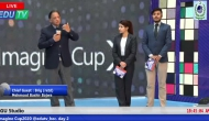 Imagine Cup 2020 from Lahore Garrison University Day2 part3