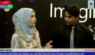 Imagine Cup 2020 from Sindh Madressatul Islam University Day 1 part 1