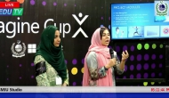 Imagine Cup 2020 from Sindh Madressatul Islam University Day 2 Part 3
