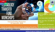 Technology Transfer Funds Support Workshop