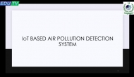 IOT Based Air pollution detection System