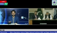 Session on Local and Foreign Degree Equivalence part 3