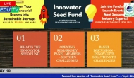 Innovator Seed Fund Construction and Manufacturing